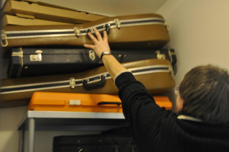 Und noch ein Koffer