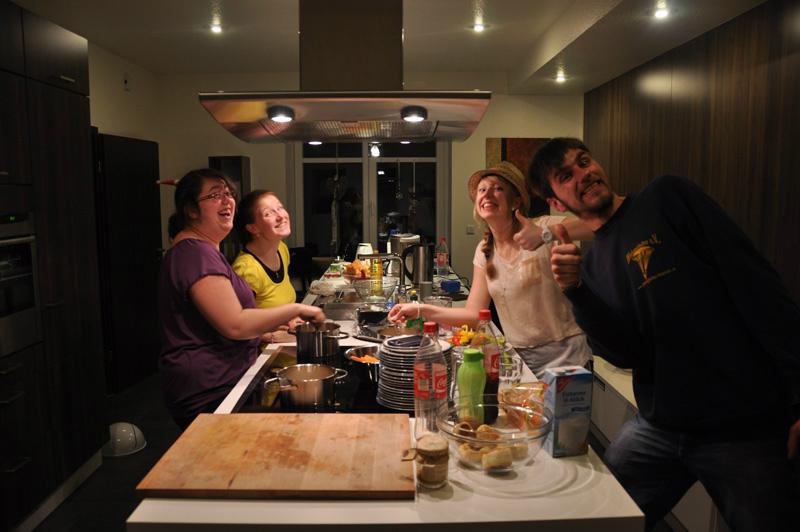 Küchenfete